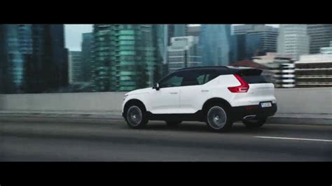 volvo xc range tv commercial designed