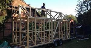 Tiny Haus Selber Bauen : tiny houses mobiles leben auf kleinem raum d tiny houses ~ Lizthompson.info Haus und Dekorationen
