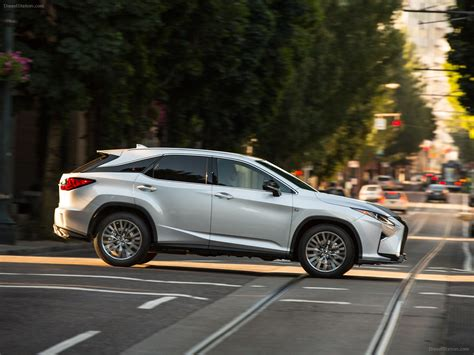 Lexus Rx 350 F Sport 2018 Exotic Car Wallpapers 20 Of 68
