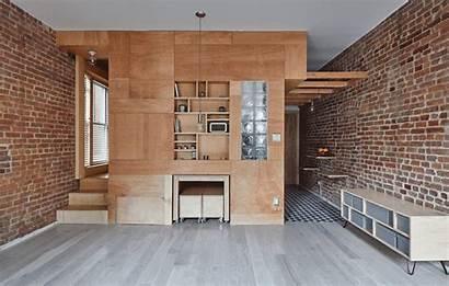 Apartment Furniture Multifunctional Dark Into Kostelov Peter