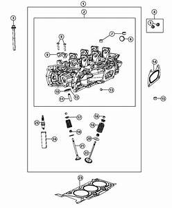 2012 Chrysler 300 Spark Plug  Ignition  Plugs  Coil
