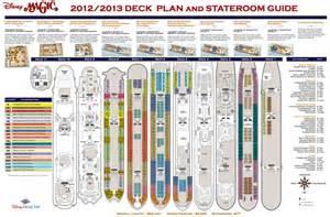 disney magic ship layout disney cruise pinterest