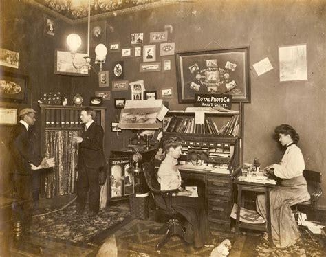 Royal Furniture Company Grand Rapids Michigan Office Photos 1910 1911