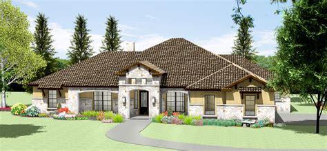 S3450r Texas Tuscan Design  Texas House Plans  Over 700