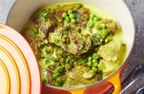 cuisiner du collier d agneau inde les d 233 lices du curry d agneau 224 l indienne