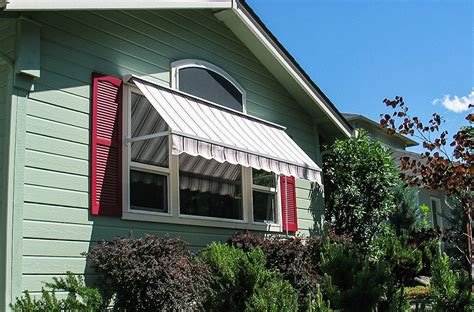 window retractable awnings southern oregons leading awning provider deluxe awning