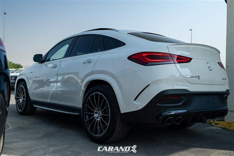 New vehicle data and images supplied by and © copyright of duoporta vehicle information specialists. Mercedes-Benz GLE 53 - Worldwide Export - Best Prices • CarandX.com