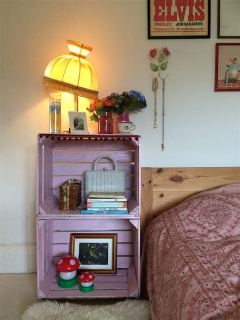 creative diy ideas  repurposed wooden crates style