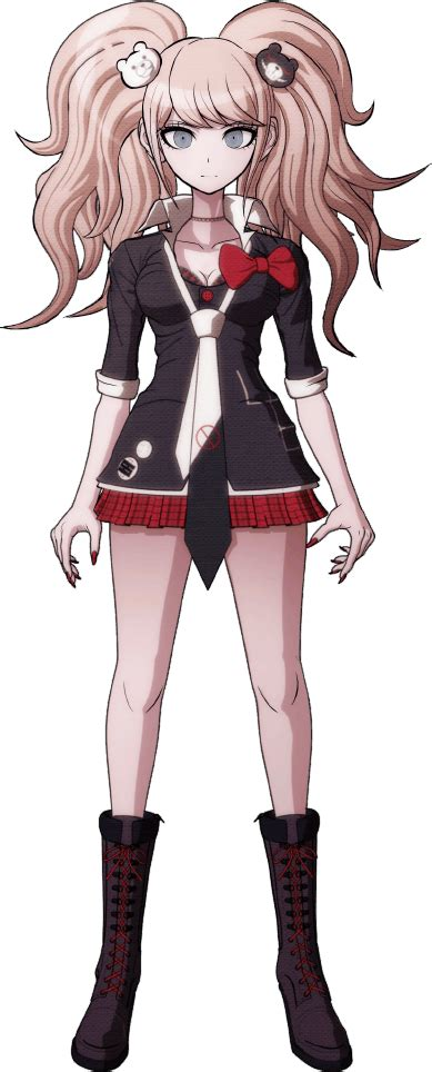 anime danganronpa enoshima junko junko enoshima school levels anime and danganronpa