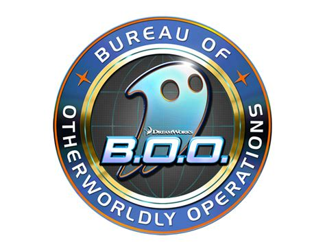 b o o bureau of otherworldly operations logo reel
