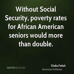 Chaka Fattah Qu... African Social Quotes