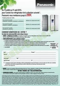 La Poste Contre Remboursement : offre de remboursement panasonic 200 sur r frig rateur 31 08 ~ Medecine-chirurgie-esthetiques.com Avis de Voitures