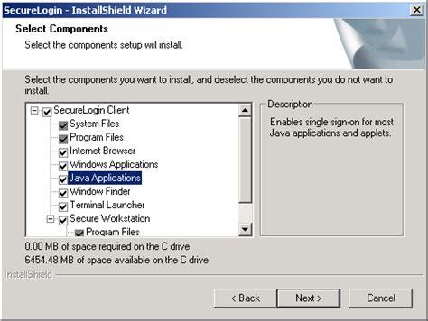 novell documentation novell securelogin 3 51 1 enabling applications for single sign on