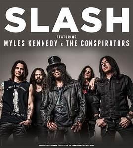 Slash - feat. Myles Kennedy & The Conspirators - Live 2015 ...