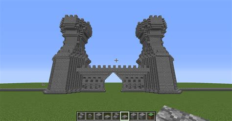 simple chateau design ideas chateau m 233 di 233 val minecraft