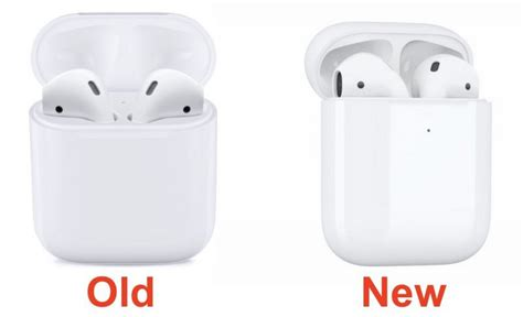 apple introduces new second generation airpods with wireless charging support macrumors