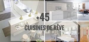 Accessoire Cuisine Design : 45 cuisines modernes et contemporaines avec accessoires ~ Teatrodelosmanantiales.com Idées de Décoration