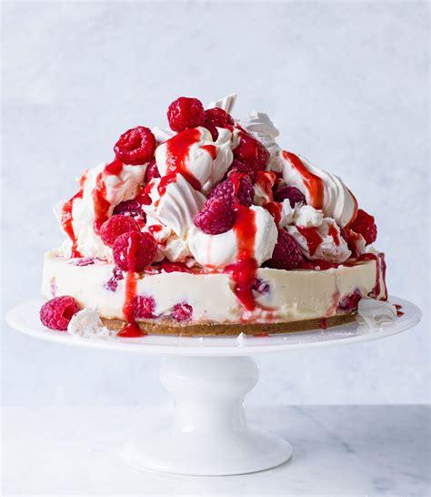 Eton Mess Cheesecake Recipe - olive magazine