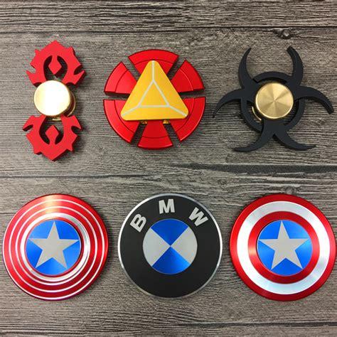 fidget spinner metal shield aliexpress buy 1pcs lot spinner toys fidget