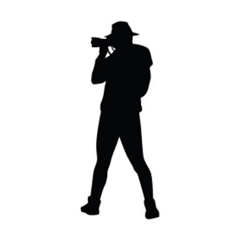 13276 photographer silhouette png photographer silhouette silhouette of photographer
