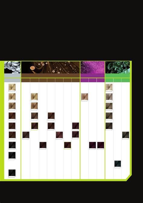 inoa color chart free inoa color chart pdf 6788kb 7 page s page 5