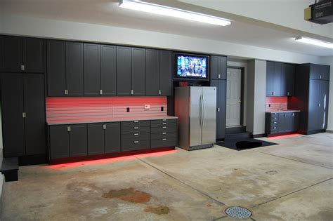 Garage Storage Cabinet Plans Or Ideas by Garage Cabinets And Storage Systems Although The Floor