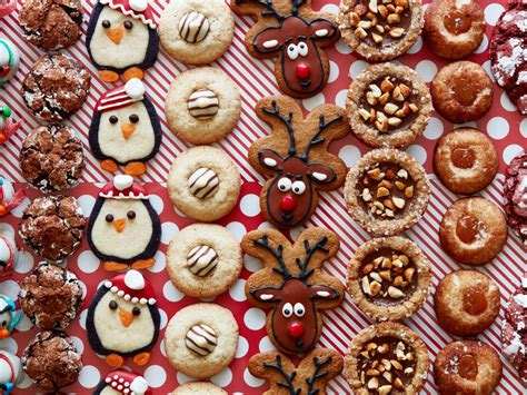 christmas cookie recipes  food network fn dish
