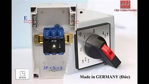 Isolator Kraus  U0026 Naimer - Main Switch