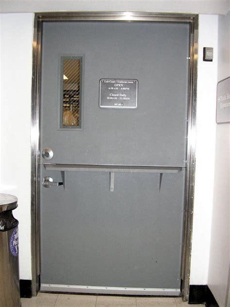 karpen steel dutch door  shelf installed