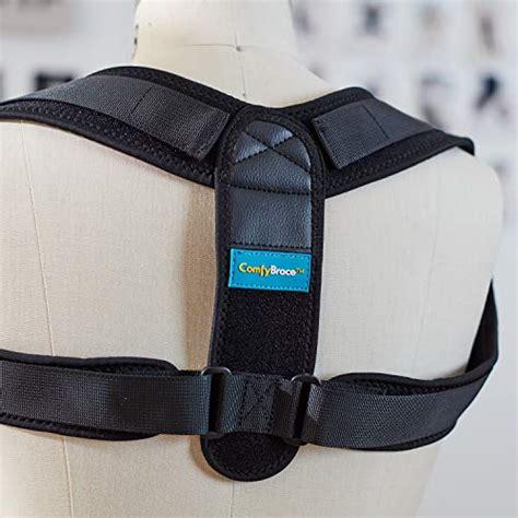 Comfy Brace Posture Corrector-Back Brace for Men and Women ...