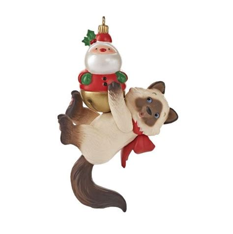 mischievous kittens hallmark ornament christmas