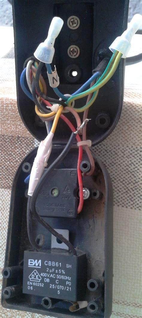 187 como reparar un ventilador de pie
