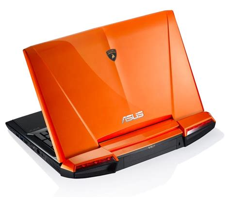 Lamborghini Computer by Asus Automobili Lamborghini Vx7 Laptop Announced