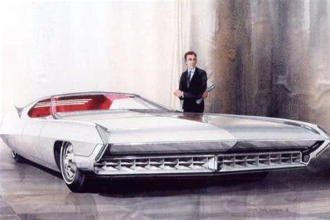 cadillac deville concept car  matthews island
