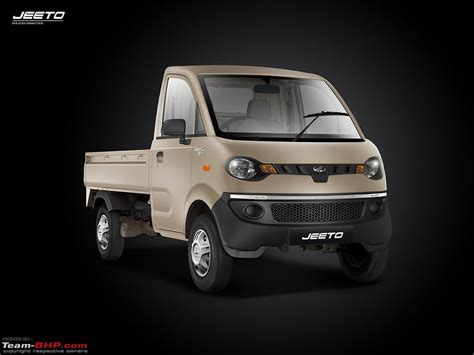 mahindra jeeto launched  rs  lakh team bhp