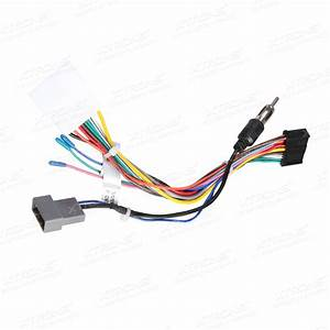 Iso Harness Cable For The Installation Of Xtrons Td618a