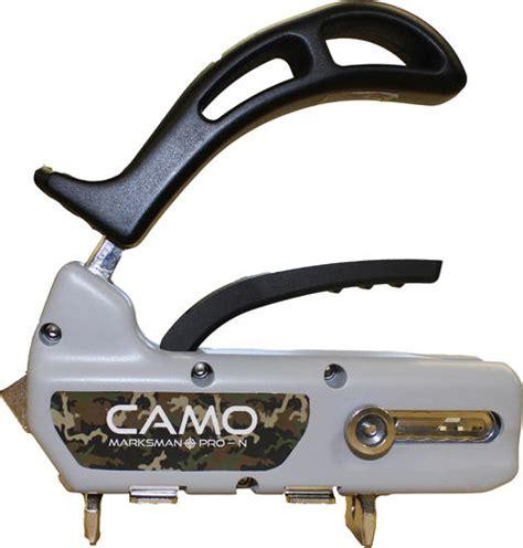 camo deck screws menards camo marksman pro nb tool at menards 174