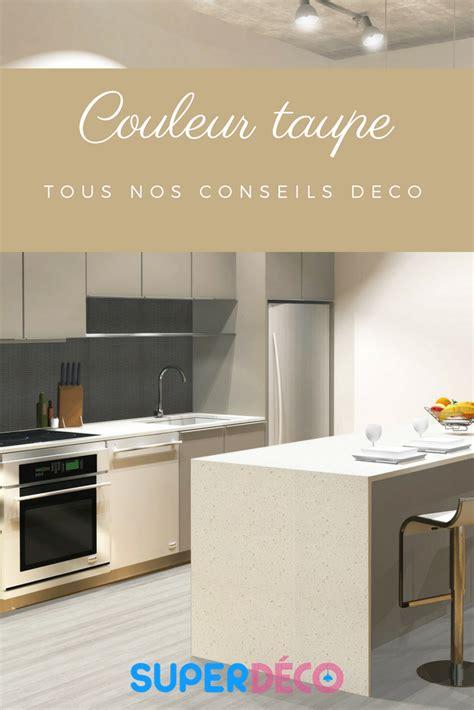 meuble cuisine couleur taupe meuble cuisine taupe fashion designs