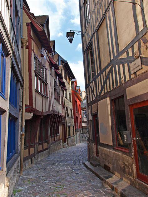 rouen rue de petit mouton by graid on deviantart
