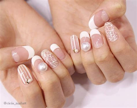 35 Nail Art Designs For Your Wedding