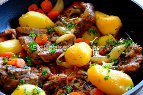 cuisiner du collier d agneau collier d agneau au sirop d 233 rable petits plats entre amis