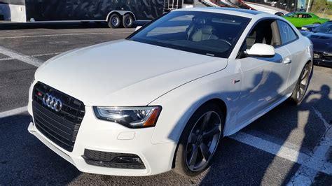 2014 Audi S5 3.0t 1/4 Mile Trap Speeds 0-60
