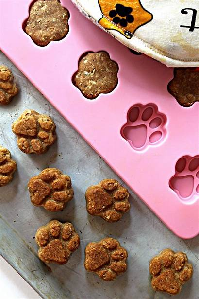 Dog Paw Package Care Prints Cookies Box