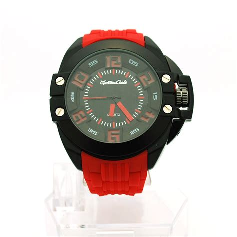 rugged mens watches heavy duty rugged s designer fashion silicon band