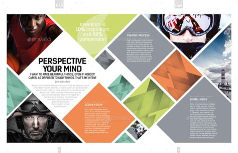 magazine template bundle indesign layout  bundle