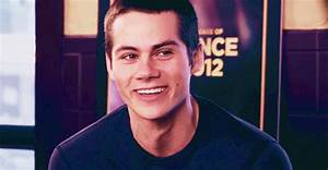 Squeeful Things #1: Dylan O'Brien's Laugh - Cheekbones of ...