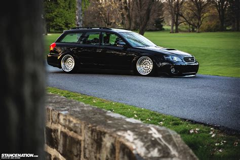 2000 subaru legacy stance getting it jay 39 s bagged subaru legacy outback