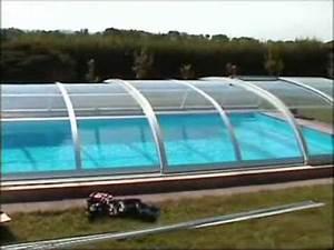 Pool Mit überdachung : aufbau einer pool schwimmbad schwimmbecken ueberdachung ~ Michelbontemps.com Haus und Dekorationen
