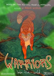 WARRIORS into the wild Movie POSTER by maryvirgin on ...