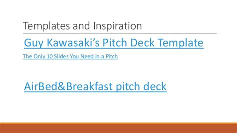 kawasaki pitch deck what makes a great hackathon pitch david mcdougall